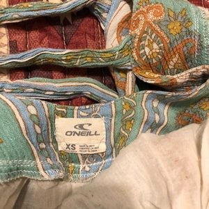 O'Neil maxi dress with slit